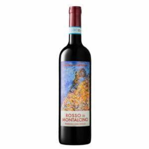 Wine Maven | Castello Romitorio Rosso di Montalcino DOC 2017 e1596060888296