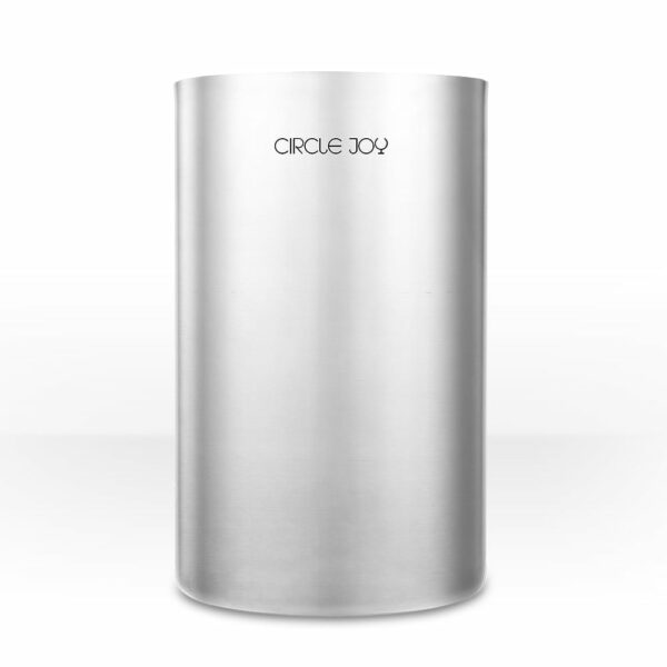 Stainless Steel Double-Layer Insulated Ice Bucket