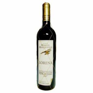 Wine Maven | manuel manzaneque lorena 2007 1