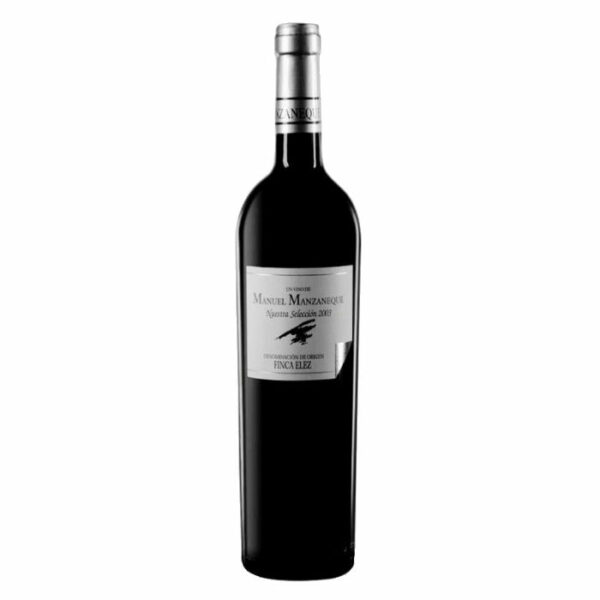 Wine Maven | manuel manzaneque nuestr seleccion 2004