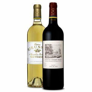 Wine Maven | chateau duhart milon rieussec bundle