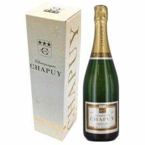 Chapuy Brut Blanc de Blancs Grand Cru Millesime 2012